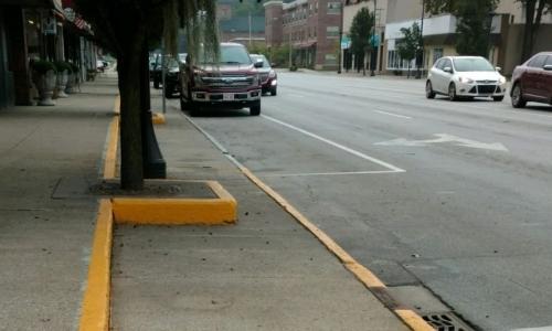 Michigan Avenue Streetscape Project