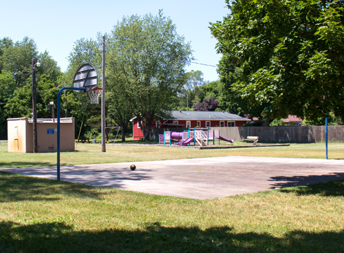 harris miller street park